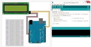 LCD-I2C-Arduino